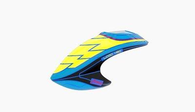 Canopy LOGO 480 yellow/blue/black