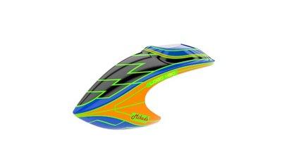 Canopy LOGO 480 black/blue/orangeNEW