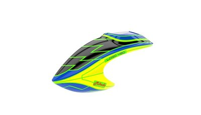 Canopy LOGO 480 black/blue/yellow