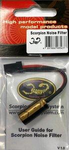 Scorpion NOISE FILTER - Tribunus ESC