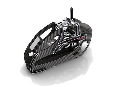 LOGO 600 Carbon-Fiber Chassis