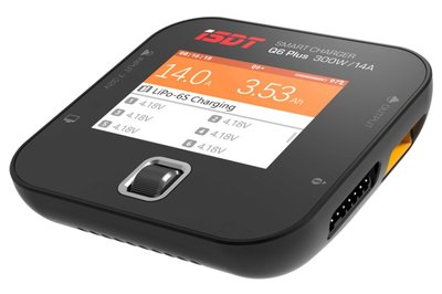 ISDT charger Q6 pro